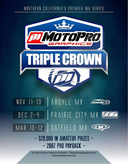 ArgyllMX Triple Crown Race 2016